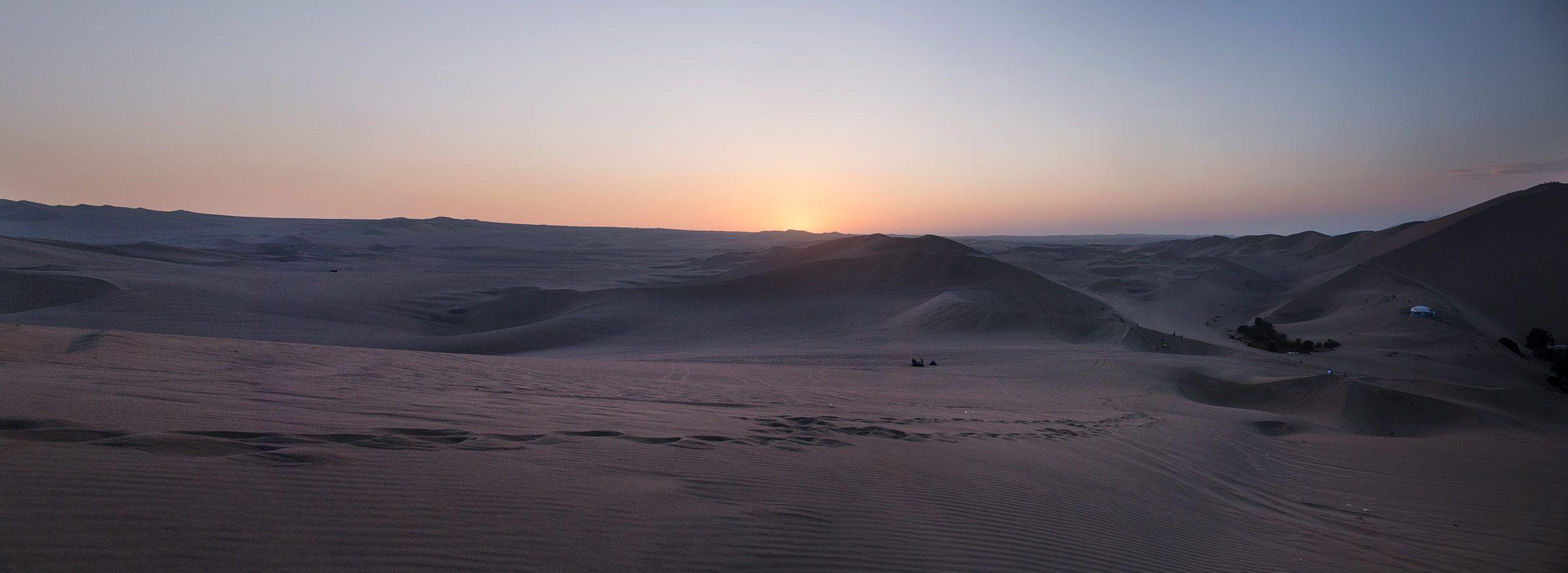 desierto-ica-anochecer