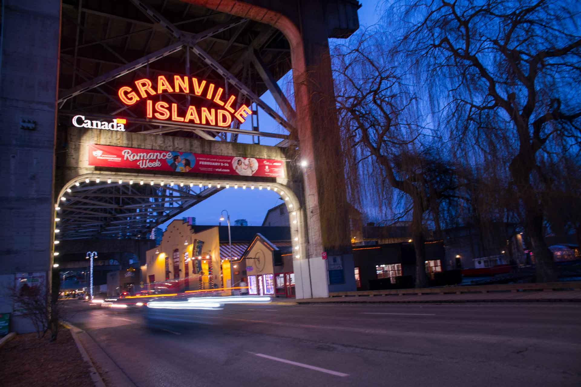 Grandville Vancouver Canada