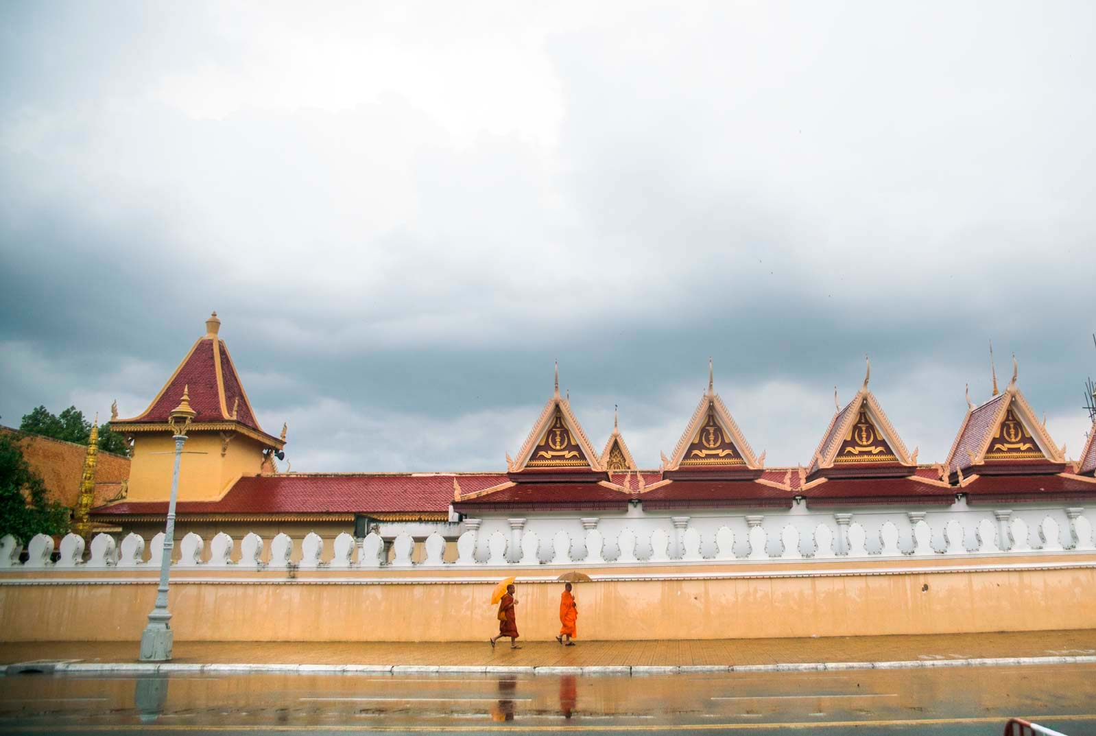 Phnom pehn cambodia