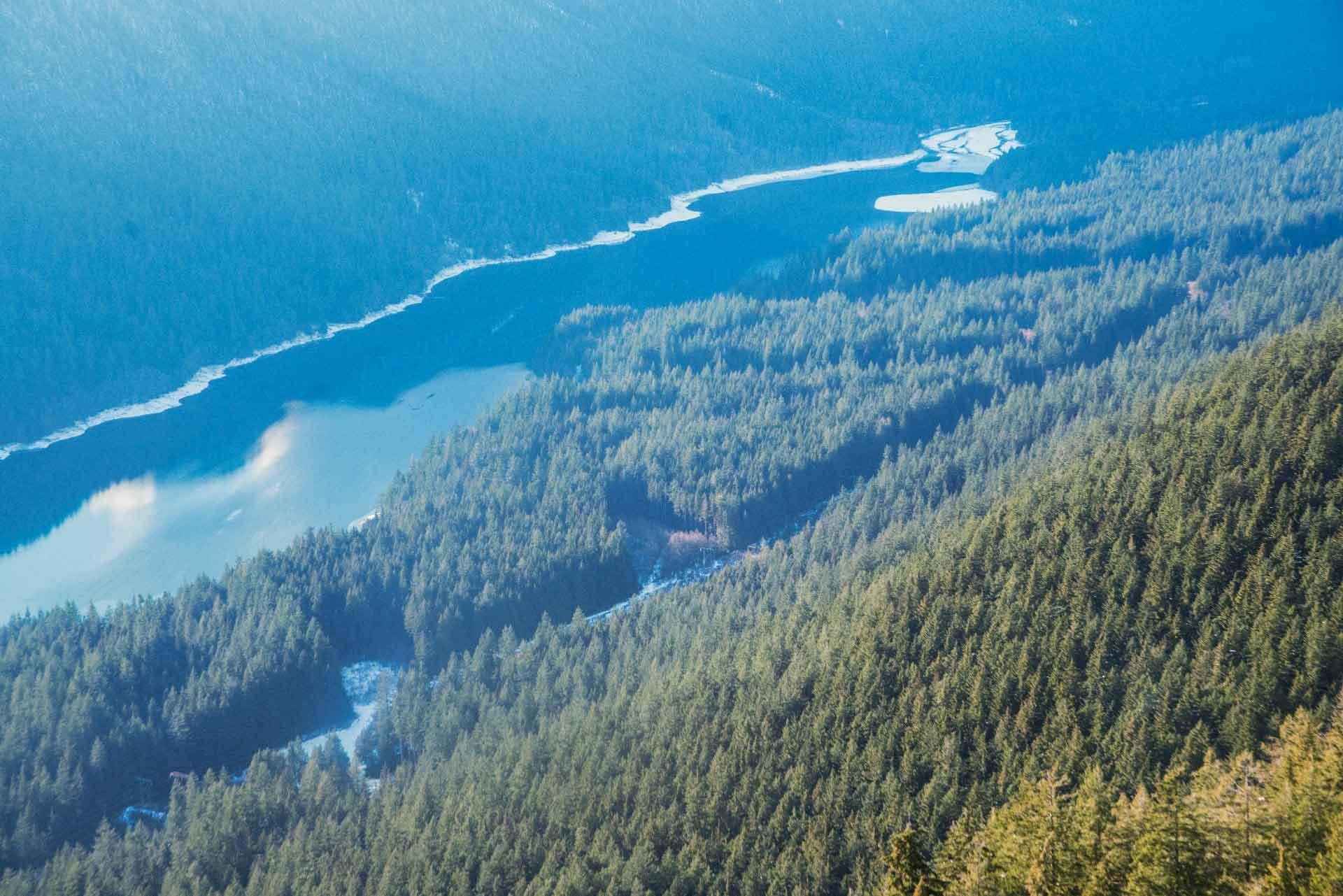 Grouse Grind Mountain